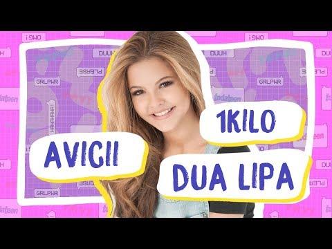 ELA CANTA MUITO!   Playlist da Julia Gomes