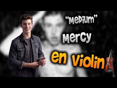 Shawn Mende  - Mercy En Violín tab,tutorial,partitura,como Tocar HD Tutorial