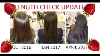 🍓🍓APRIL 25 2017🍓🍓 Checking In/Hair Update/The Potion is BACK!