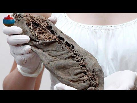 Самая старая кожаная обувь в мире