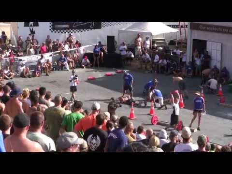 Chipper: Men's Final - 2009 CrossFit Games