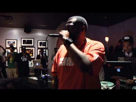 ESG (Screwed Up Click) freestyle - Rap Life Houston June 27th