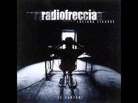 Luciano Ligabue - Prima Pagina Del Libro D