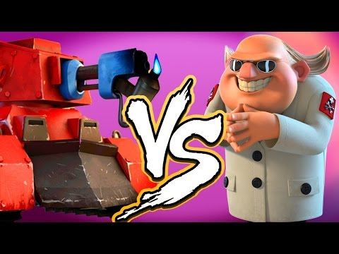 All MAX Scorchers vs Dr Terror Boom Beach!