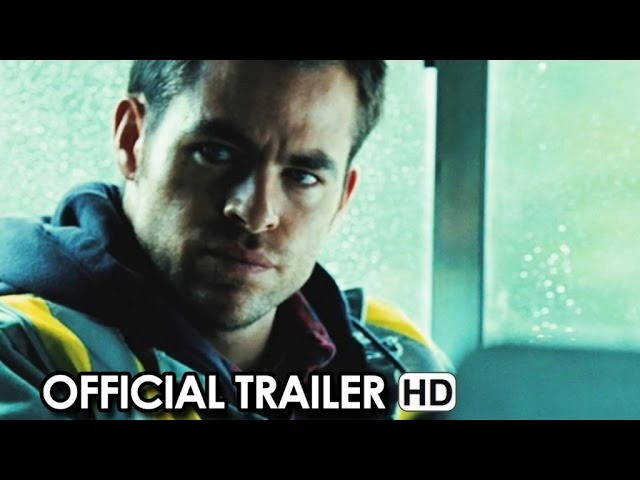 The Finest Hours Official Trailer #1 (2016) - Chris Pine HD