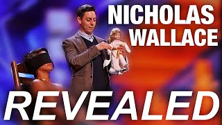 Nicholas Wallace: AGT 2019 Audition Magic Trick REVEALED