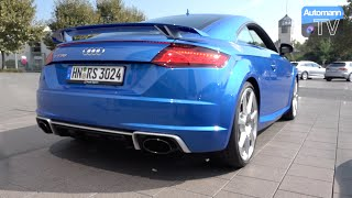 2017 Audi TT RS (400hp) - Exhaust SOUND (60FPS)