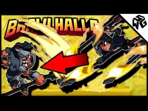 Diamond Ranked 1v1 Opponent Switch - Brawlhalla Gameplay :: So Much Scythe!