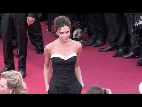 Victoria Beckham attends the Opening Ceremony of the Cannes Film Festival 2016