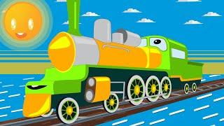 Video for Kids Train for Children Building Blocks Toys for Kids