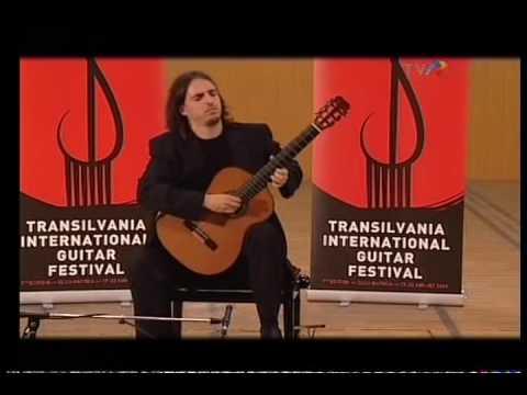 Sebastian Montes: J. Turina - Fantasia Sevillana
