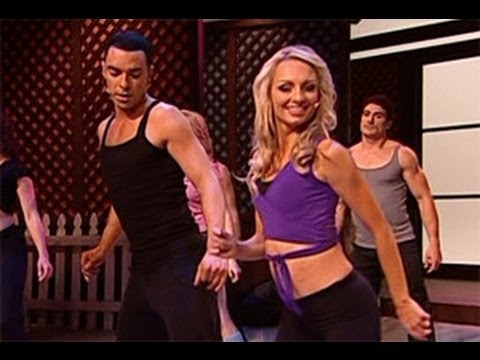 Dirty Dancing: Dance Steps Workout video