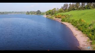 Inniscarra Lake and the Coachford Greenway, Co. Cork