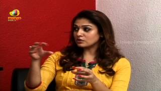 Nayantara Exclusive Interview - Anaamika Telugu Movie