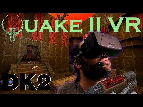 Oculus Rift DK2 - Quake II VR