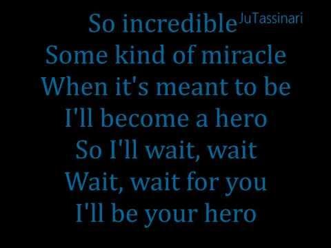 Hero - Sterling Knight - Star Struck - Lyrics