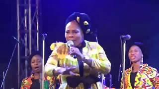 Tope Alabi at CHERUBIM AND SERAPHIM PRAISE