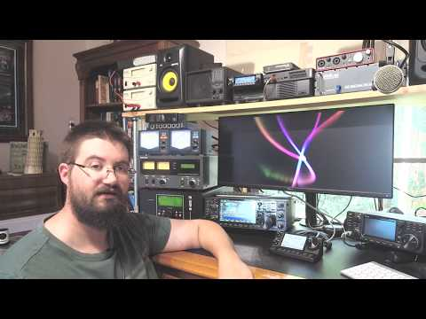 Icom IC-7100 VK3BL's Thoughts (Mini Review)