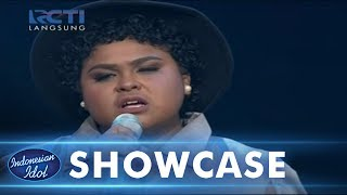 JOAN - RUNNIN (Naughty Boy ft. Beyonce & Arrow Benjamin) - SHOWCASE 1 - Indonesian Idol 2018