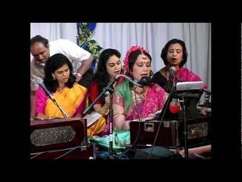Rangi Sari Gulabi Chunariya Re by Gargi & group - asavari.org...
