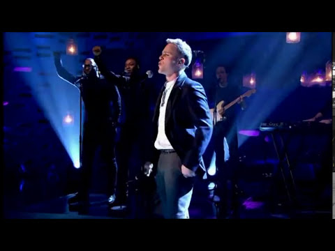 Olly Murs - Army of Two (Live Graham Norton Show)