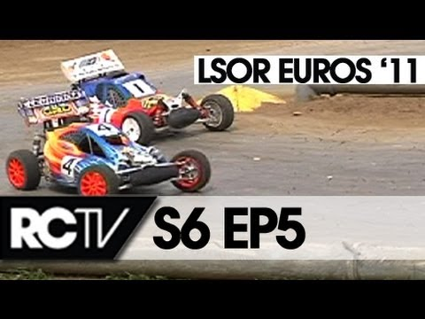 RC Racing S6 Episode 5 - EFRA Large Scale Off Road and Las Vegas Stock TC
