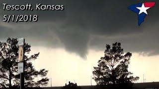 5/1/2018 Tescott, KS Tornado