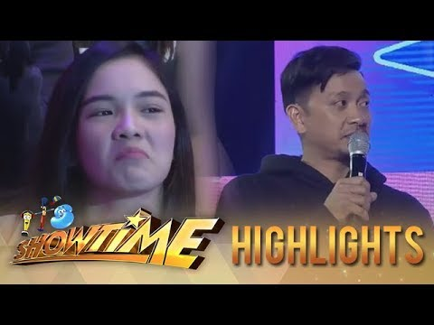 It's Showtime Miss Q & A: Jhong compliments Ate Girl
