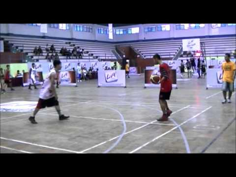 LA Lights Streetball 2013 - Top 10 Plays Open Run Purwokerto