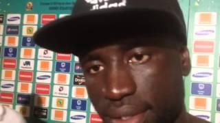 Cheikhou Kouyaté: L'Algerie, ça va pas être facile