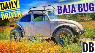 DAILY DRIVER [Baja Bug] Problems