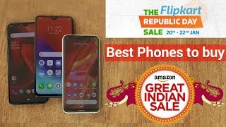 Top Deals on smartphones: Flipkart Republic Day Sale | India Today Tech
