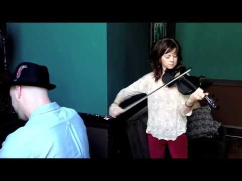 Lindsey Stirling Jam Session: Fix You- Coldplay