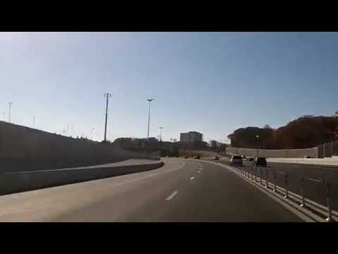 E-ZPass Express Interstate 495 in Virginia -  Outer Loop - 11/17/2012