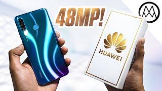 Huawei secretly released a killer Smartphone...