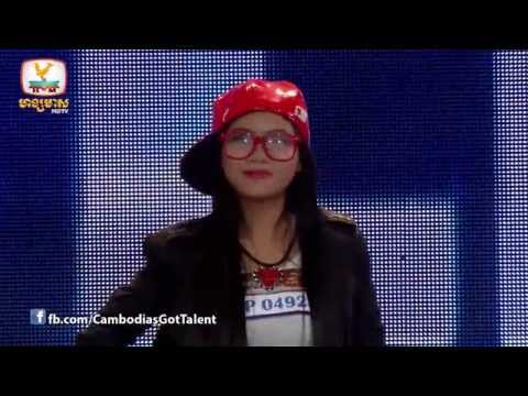 CGT - Judge Audition - Week 4 - PP 0351 Leng Sovit, PP 0492 Sambath Rachna - 21 Dec 2014