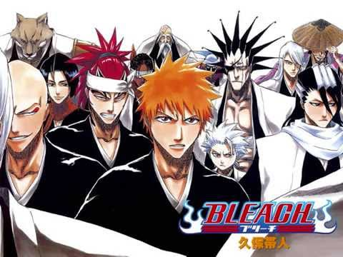 Bleach -opening 7 video