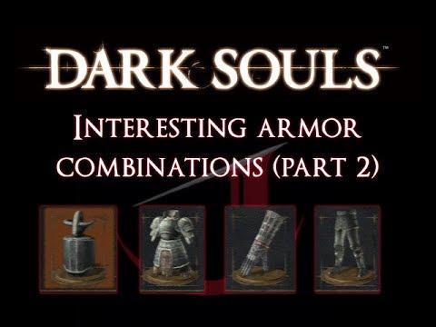 Dark Souls Interesting Armor