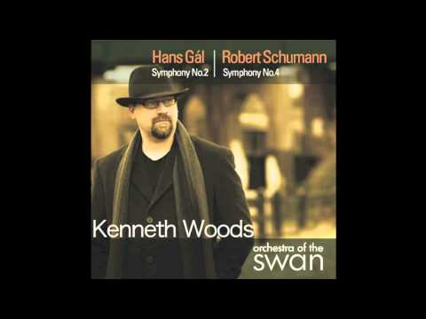 Hans Gál- Symphony no. 2, Finale, Kenneth Woods- Orchestra of the Swan