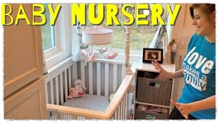 Baby Nursery In A Tiny House