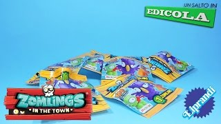 MAGIC BOX - ZOMLINGS SERIE 2 BIS - UN SALTO IN EDICOLA (ita)