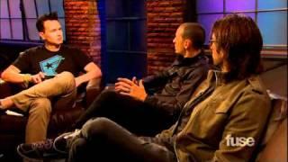 Watch Linkin Park Spin video