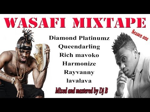 Wasafi mix-tape season 1 [Official Video ] Diamond ,Rayvany,Harmonize,Queen, Mavoko,Wasafi tv
