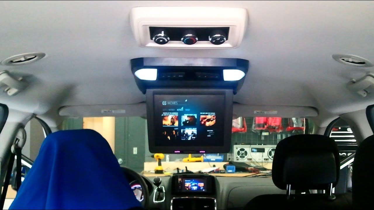 Overhead Monitor How To 2012 Caravan Ac Control