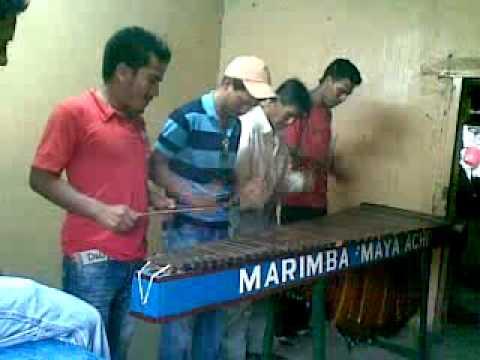 marimbistas