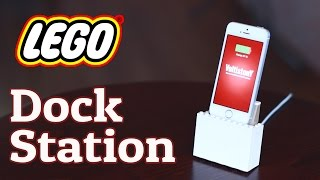 [How to] Lego Лайфхак Док Станция / Lego Lifehack Dock Station Iphone 6s