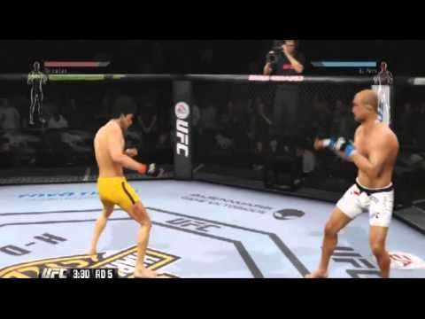E3 2014 Trailers - UFC Bruce Lee Fight Gameplay E3 2014 【HD】 Image 1