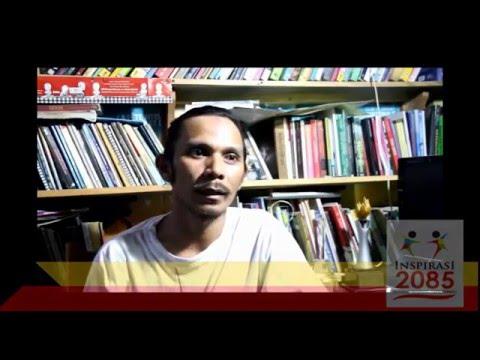 Inspirasi 2085 - Ridwan Alimuddin