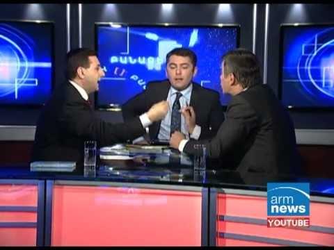 Բանավեճ.Սամվել Ֆարմանյան-Վլադիմիր Կարապետյան մաս 2-րդ