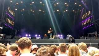 Newton Faulkner - Pulling Teeth, Live at the Isle of Wight